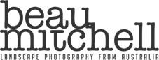 Beau Mitchell Australian Landscape Photography