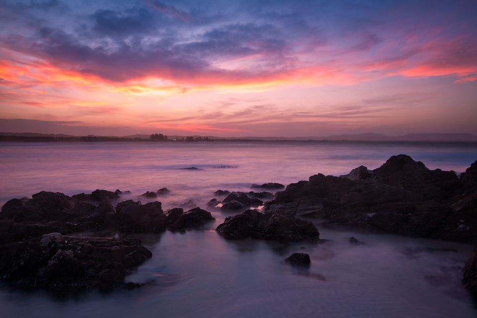 The Pass, Byron Bay, NSW, Australian Landscape Photography