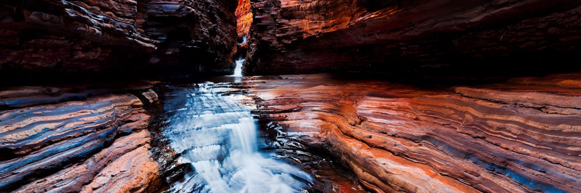 Layers - Karijini National Park, Western Australia