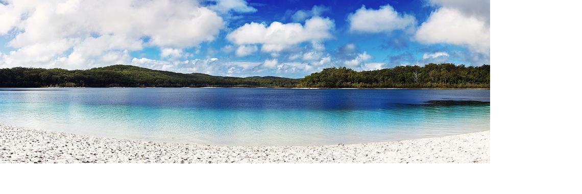 Pristine Water - Fraser Island, Queensland