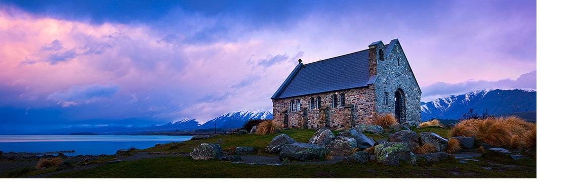 Church of the Good Shepherd - South Island, New Zealand