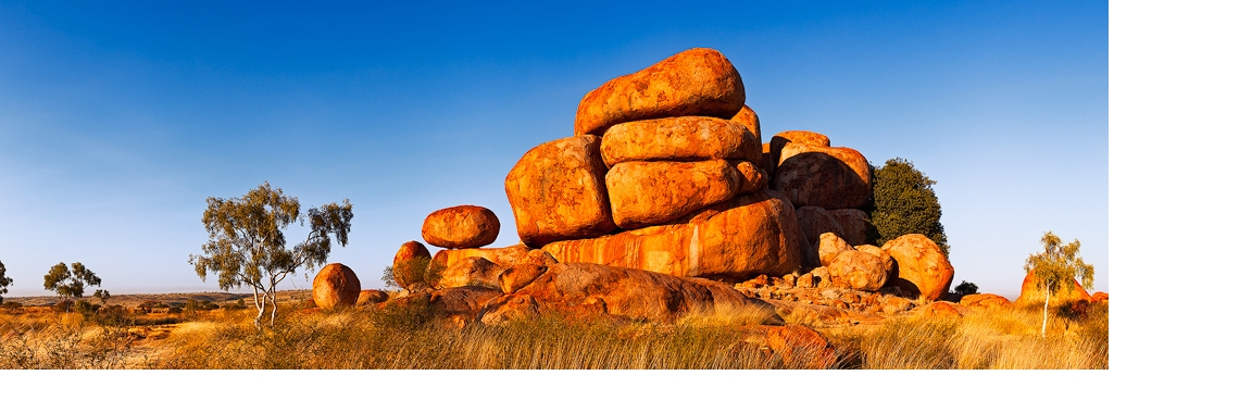 The Devil's Marbles - Devils Marbles Conservation Reserve, Northern Territory