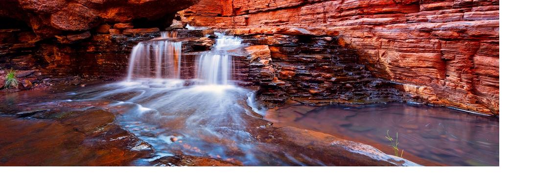 The Amphitheatre - Karijini National Park, Western Australia