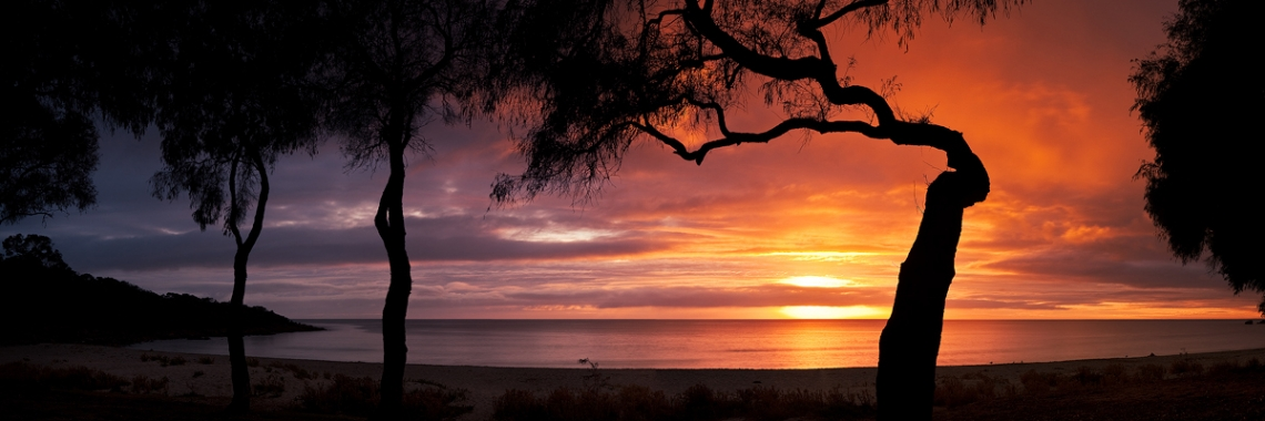 Meelup Sunrise - South Western Australia