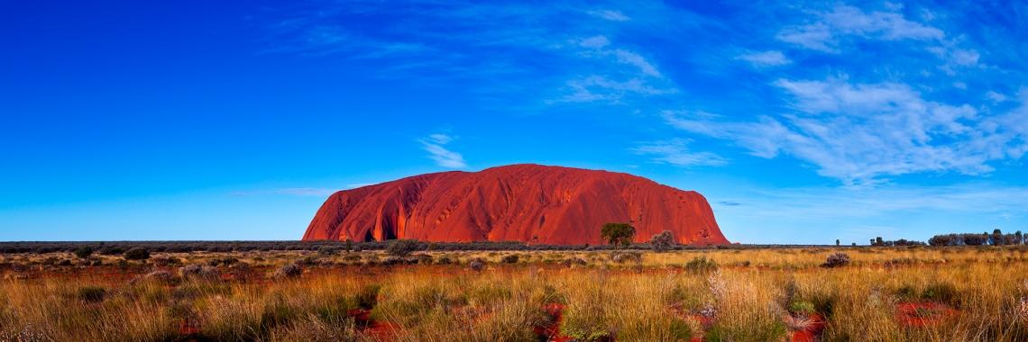Uluru - Uluru-Kata Tjuta National Park, Northern Territory