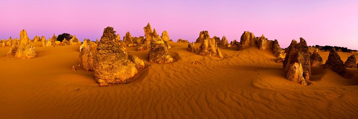 The Pinnacles - Nambung National Park, Western Australia