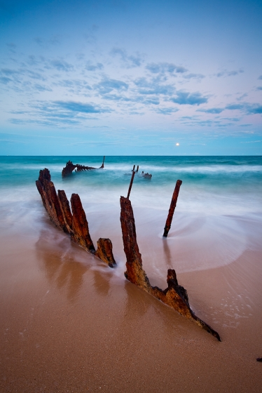 Rusty Relic - Australian Landscape Photography