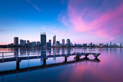 Vibrant City - Australian Landscape Photography
