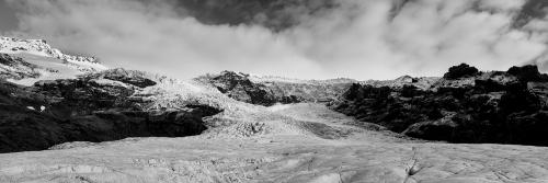 Glacial Climb - Australian Landscape Photography