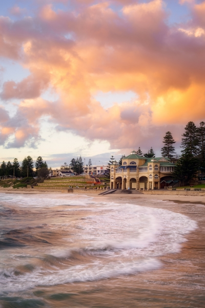 Cottesloe Sunset - Perth, Western Australia